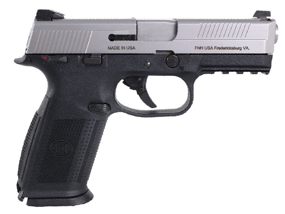 FN 66947 FNS 40 Double 40 Smith & Wesson (S&W) 4