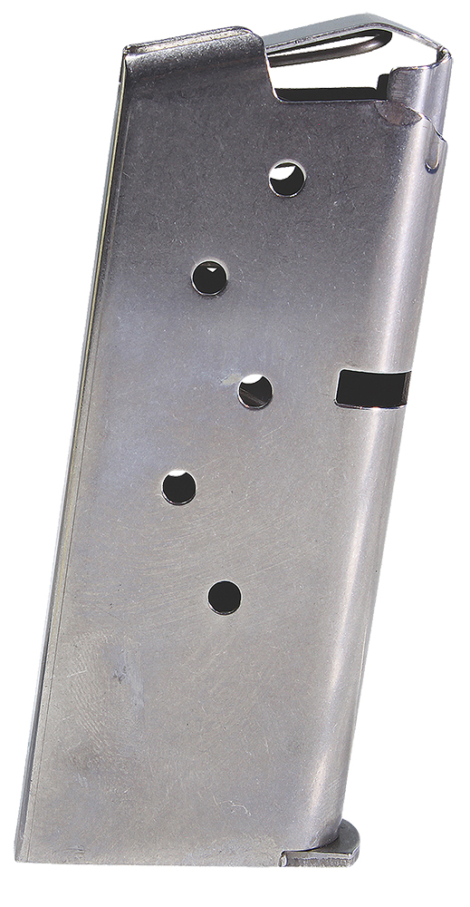 Sig Sauer MAG93896 Magazine P938 9mm 6rd Flat Base Stainless Steel