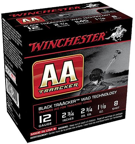 Winchester Ammo AA128TB AA TrAAcker 12 Gauge 2.75