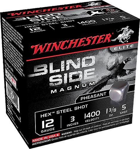 Winchester Ammo SBSPH125 Blindside 12 Gauge 2.75