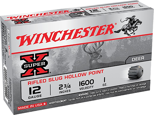 Winchester Ammo X12RS15LF Super-X 12 Gauge 2.75