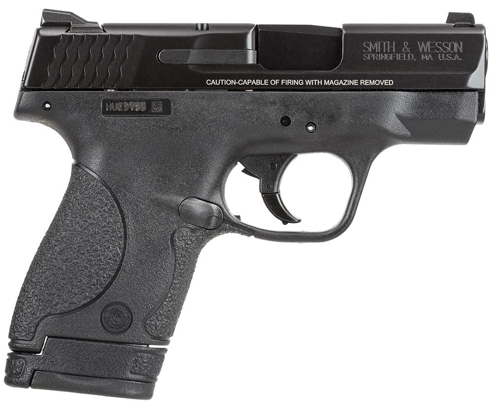 Smith & Wesson 180051 M&P Shield *MA Compliant 9mm Luger 3.10