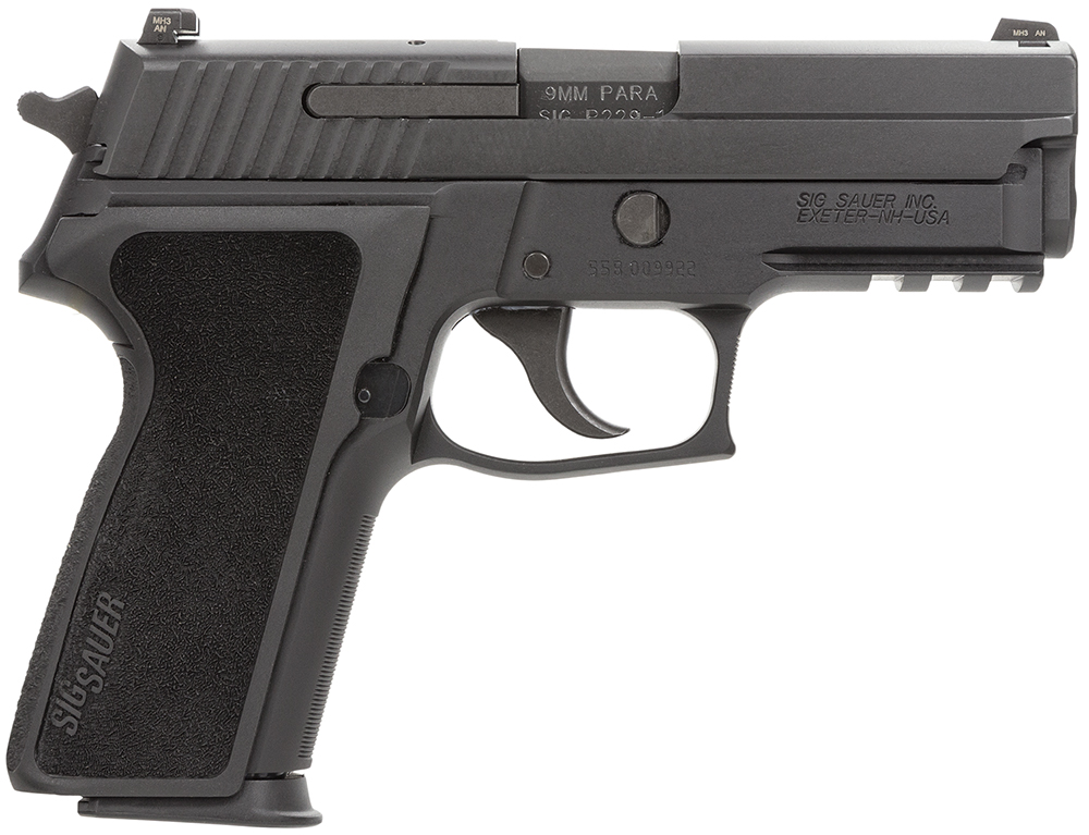 Sig Sauer 229RM9BSS P229 Compact *MA Compliant* Single/Double 9mm Luger 3.9