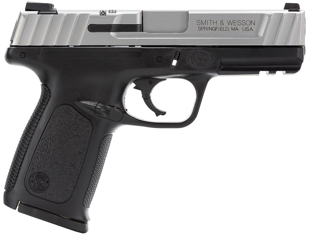 Smith & Wesson 123402 SD VE *MA Compliant* Double 40 Smith & Wesson (S&W) 4