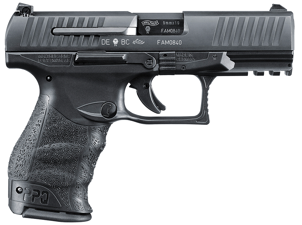 Walther Arms 2796066 PPQ M2  9mm Luger Double 4