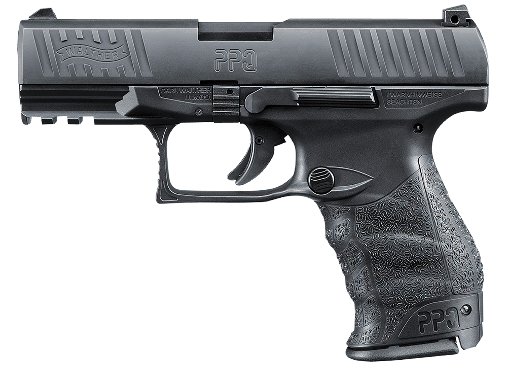 Walther Arms 2796074 PPQ M2  40 Smith & Wesson (S&W) Double 4.2