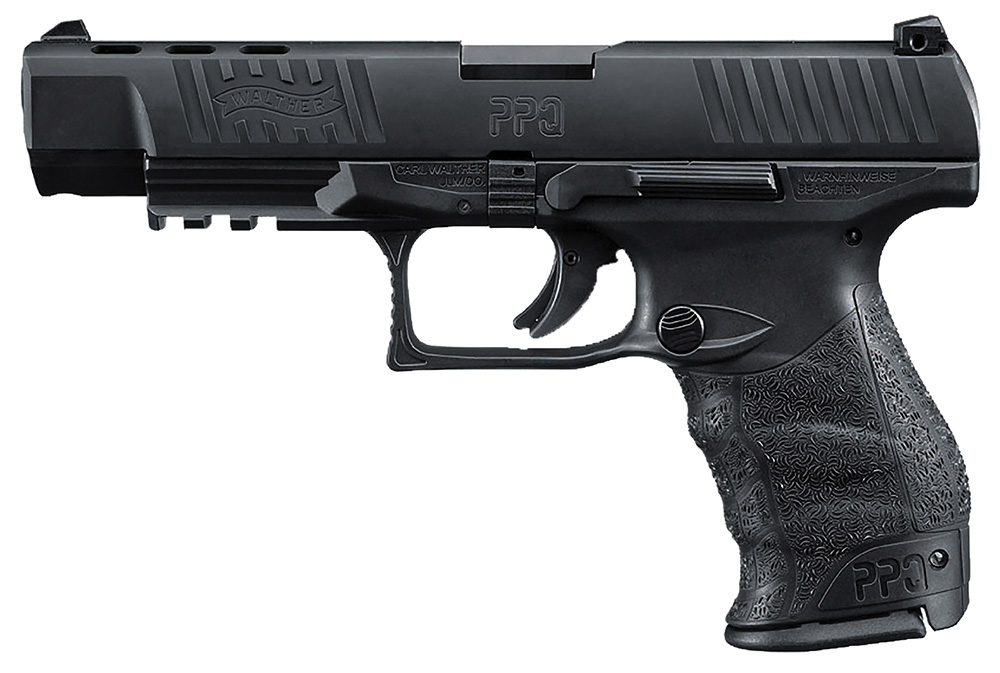 Walther Arms 2796104 PPQ M2  40 Smith & Wesson (S&W) Double 5
