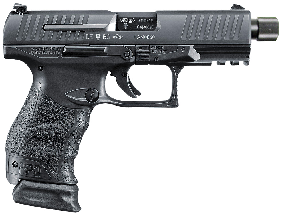 Walther Arms 2796082 PPQ M2 SD  9mm Luger Double 4.6