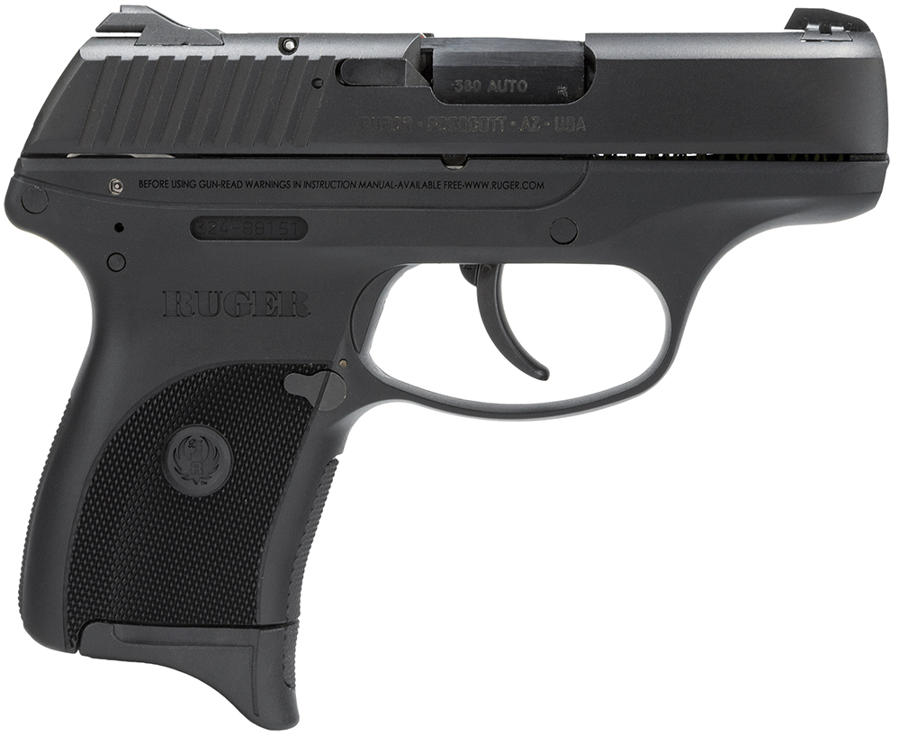 RUGER LC380 380ACP 3.1
