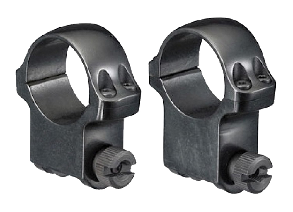 Ruger 90407 Ring Set High 30mm Diameter Blued