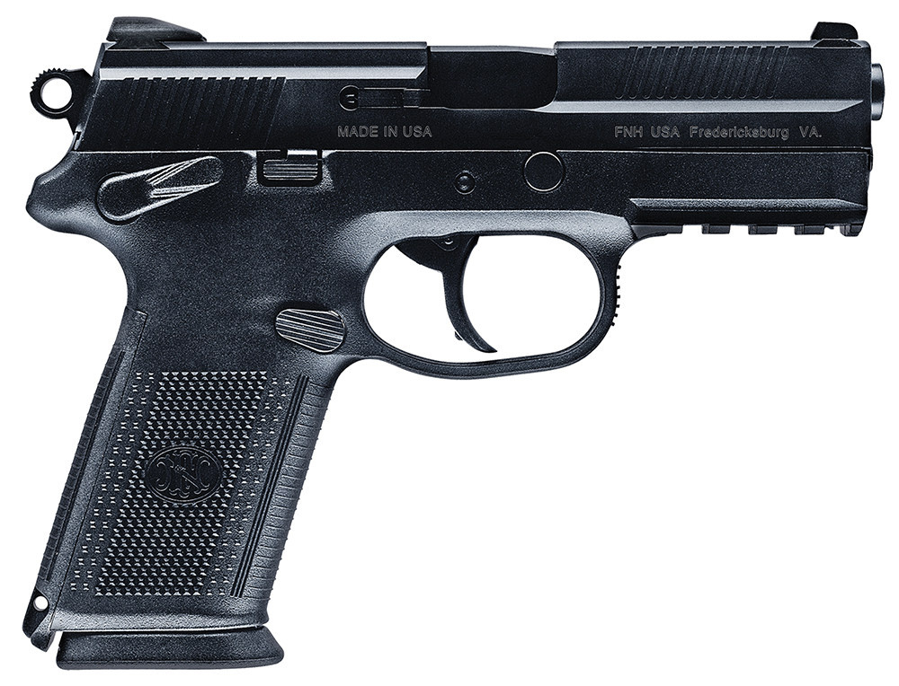 FN 66874 FNX 40 Single/Double 40 Smith & Wesson (S&W) 4