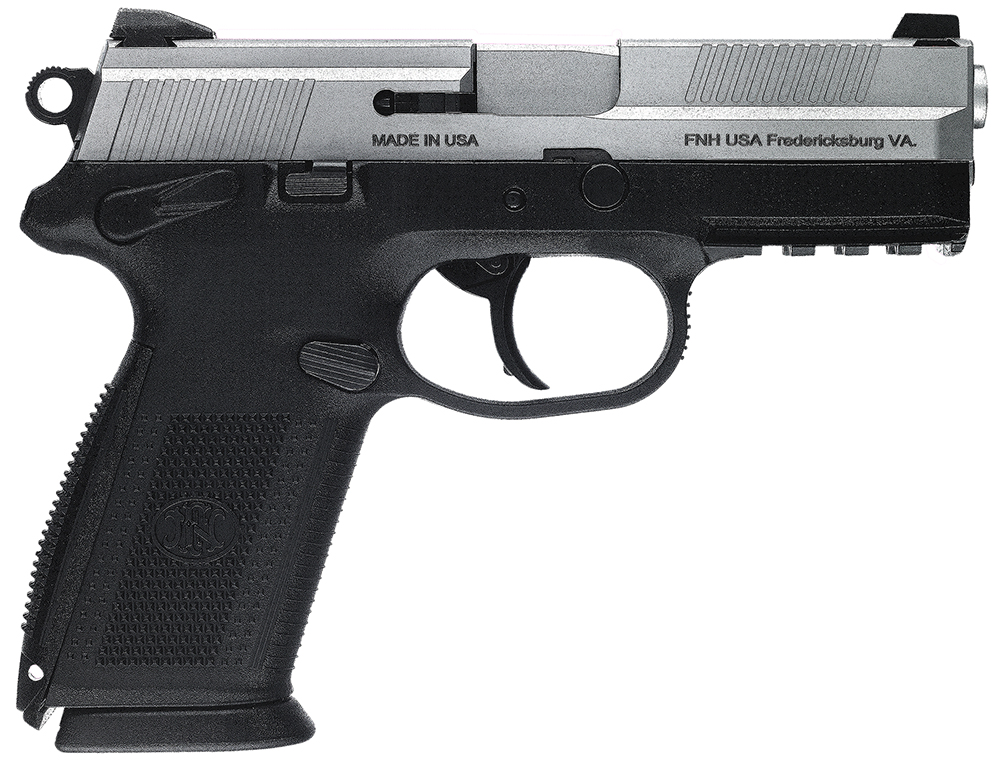 FN 66876 FNX 40 Single/Double 40 Smith & Wesson (S&W) 4