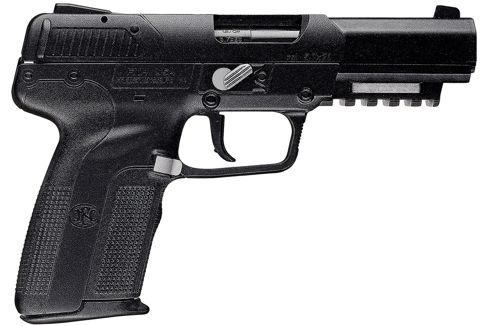 FN FIVE SEVEN 5.7X28MM 20RD AS BLK