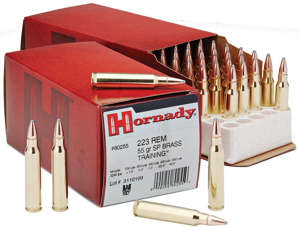 HRNDY 223REM 55GR SP 50/500