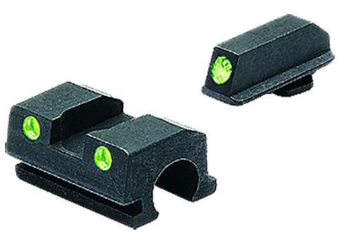 Meprolight Tru-Dot Sght-WaltherP-99 9mm .40 and .45 Fl Size