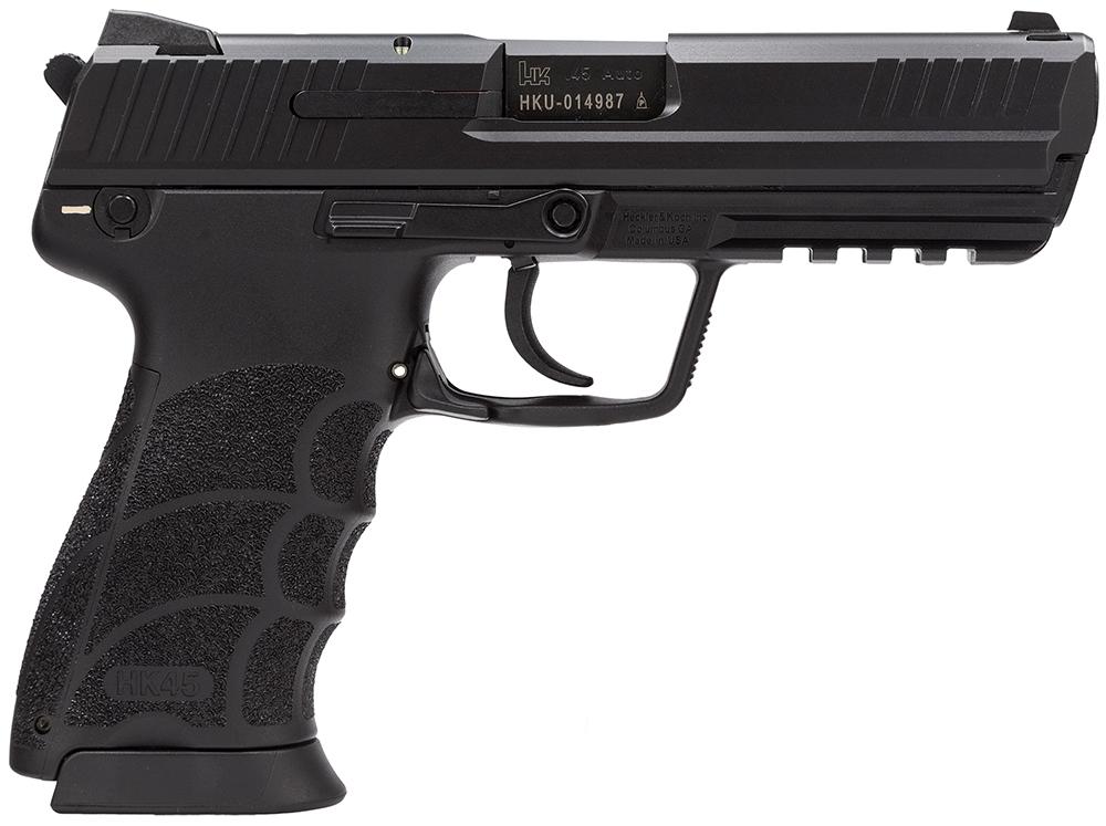 HK45 V7 LEM DAO 45ACP 10+1 - 81000028 | 2 MAGAZINES