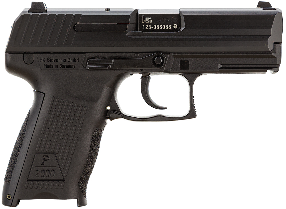 HK 704202A5 P2000 V2 LEM *CA Compliant*  40 Smith & Wesson (S&W) Double 3.66