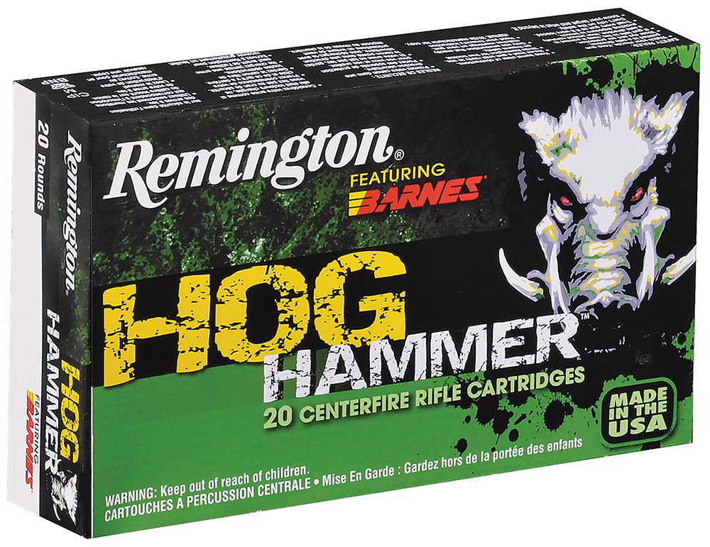 Remington PHH223R4 Hog Hammer TSX Boat Tail 223 Remington 62GR 20Box/10Case