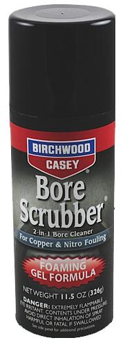Birchwood Casey 11.5oz Scrubber Foaming Gel Bore Cleaner