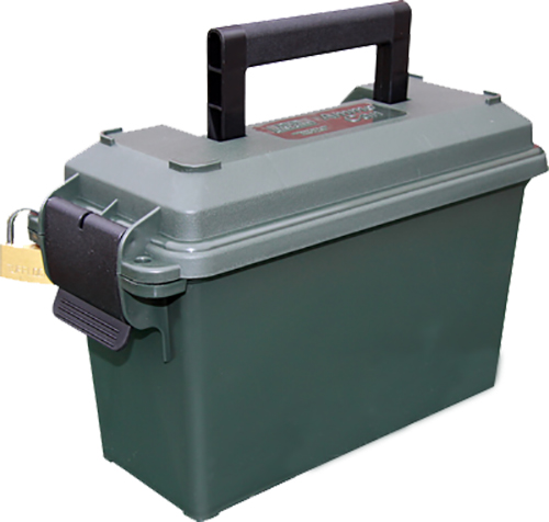 MTM AMMO CAN 30 CALIBER - TALL FOREST GREEN