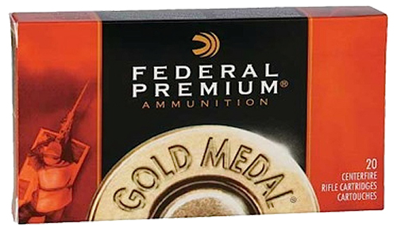 Federal GM260M Premium 260 Remington Sierra MatchKing BTHP 142 GR 20Box/10Case