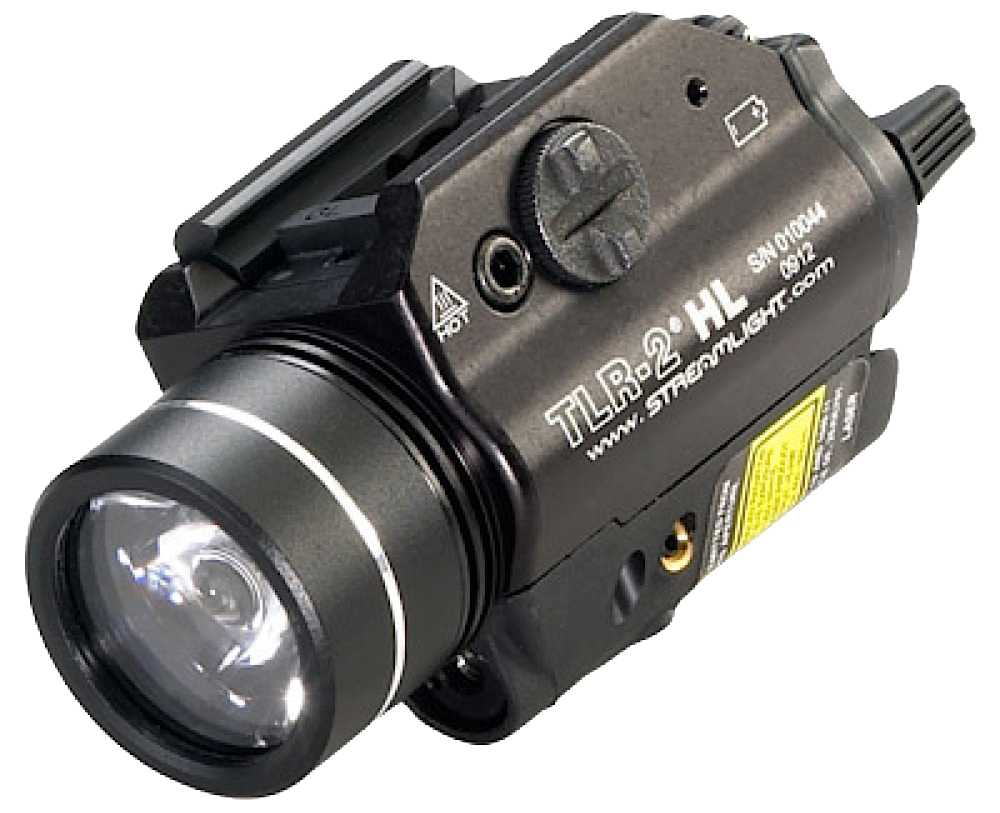 Stl 69261 TLR2 HL WeaponLight w/Laser 630Lumens