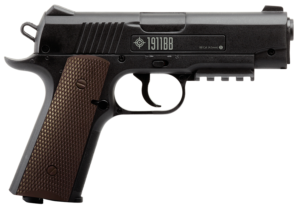 Crosman 1911 BB Air Pistol  <br>