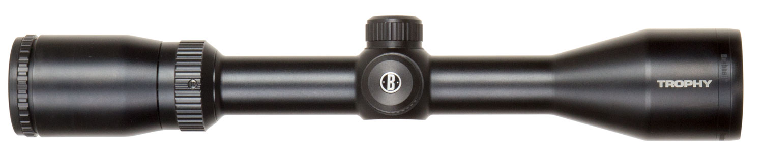 Bushnell Trophy Riflescope  <br>  Black 3-9x40