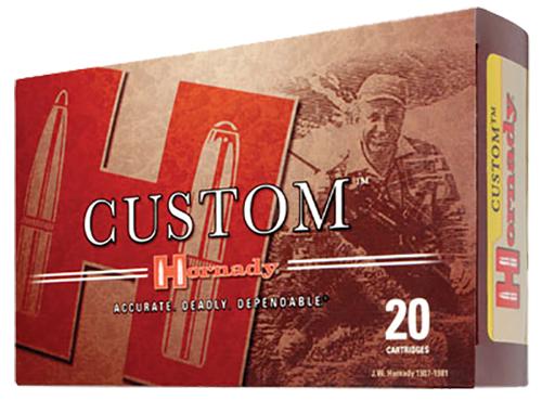 Hornady 8058 Custom   270 Winchester 150 GR InterLock SP 20 Bx/ 10 Cs