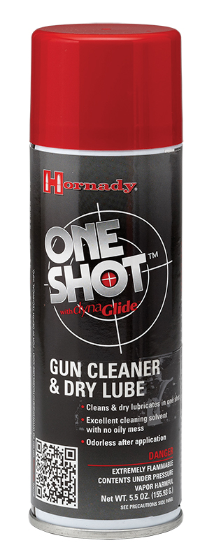ONE SHOT CLEANER 5.5OZ W/DYNA