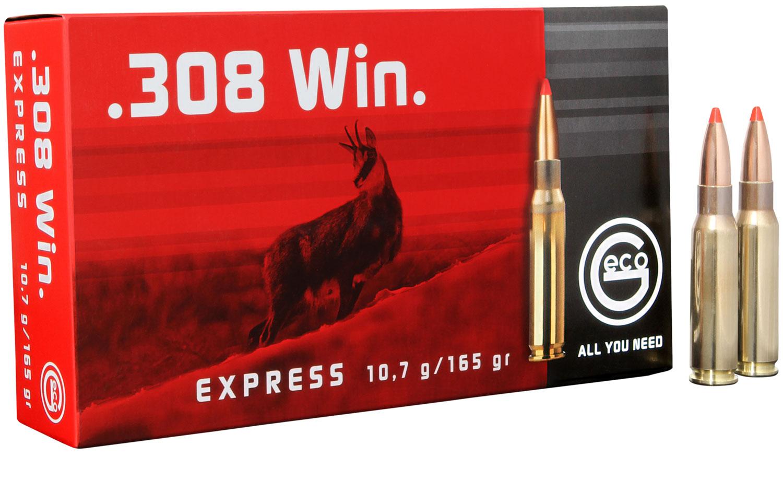 280440020 Express Geco  308 Marlin Express 165 GR Express Tip 20 Bx/10 Cs