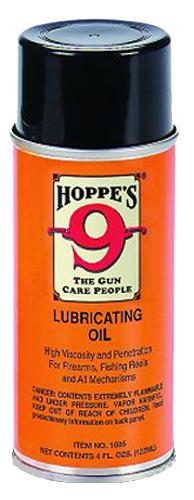 Hoppes No. 9 Lubricating Oil  <br>  4 oz. Aerosol
