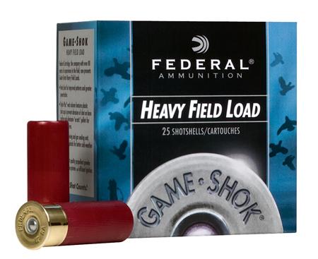 Federal H2896 Game-Shok Upland  28 Gauge 2.75