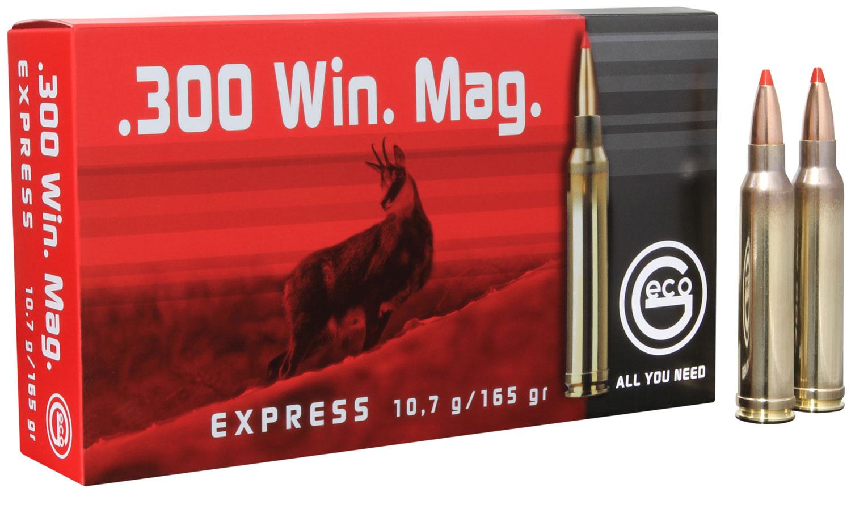 280840020 Express Geco  308 Winchester 165 GR Express Tip 20 Bx/10 Cs