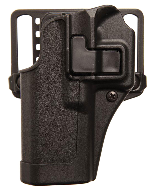 Blackhawk 410508BKR Serpa CQC Concealment Matte 3.9