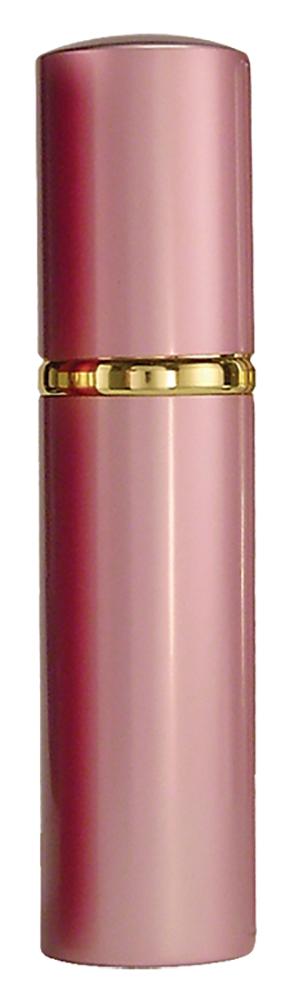 Eliminator LSPS14PI Hot Lips Pepper Spray Lipstick Tube.75 oz Sprays 10ft Pink