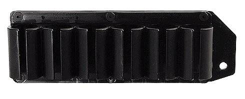 TacStar 1081160 SideSaddle 6 Shot Shotshell Carrier 12 Gauge Winchester SX3 Black Polymer/Aluminum