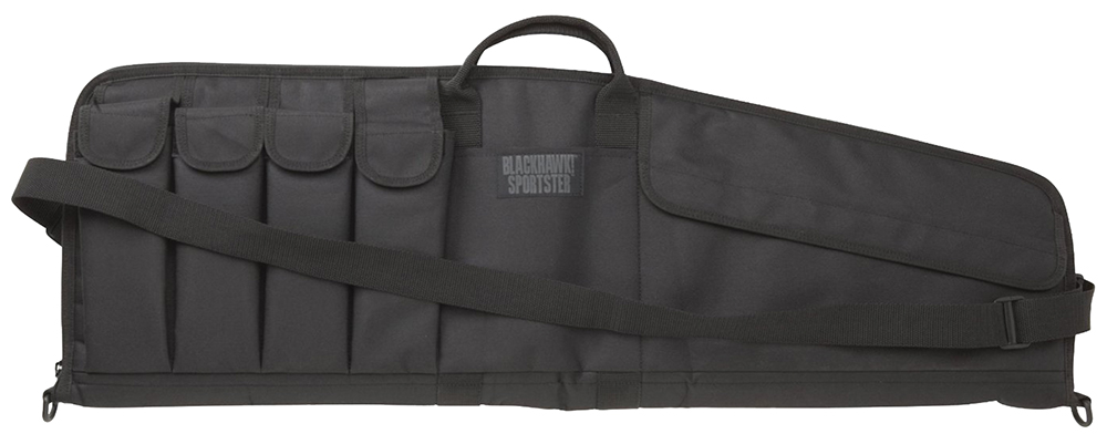 Blackhawk 74SG36BK Sportster Tactical AR Carry Case 600D Polyester Black 36