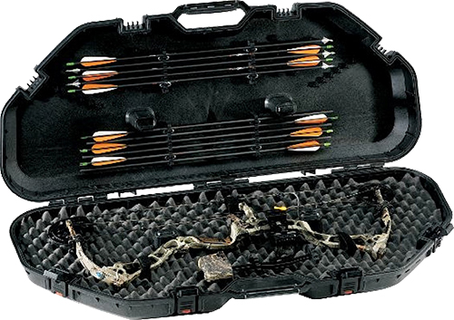 Plano All Weather Bow Case  <br>  Black