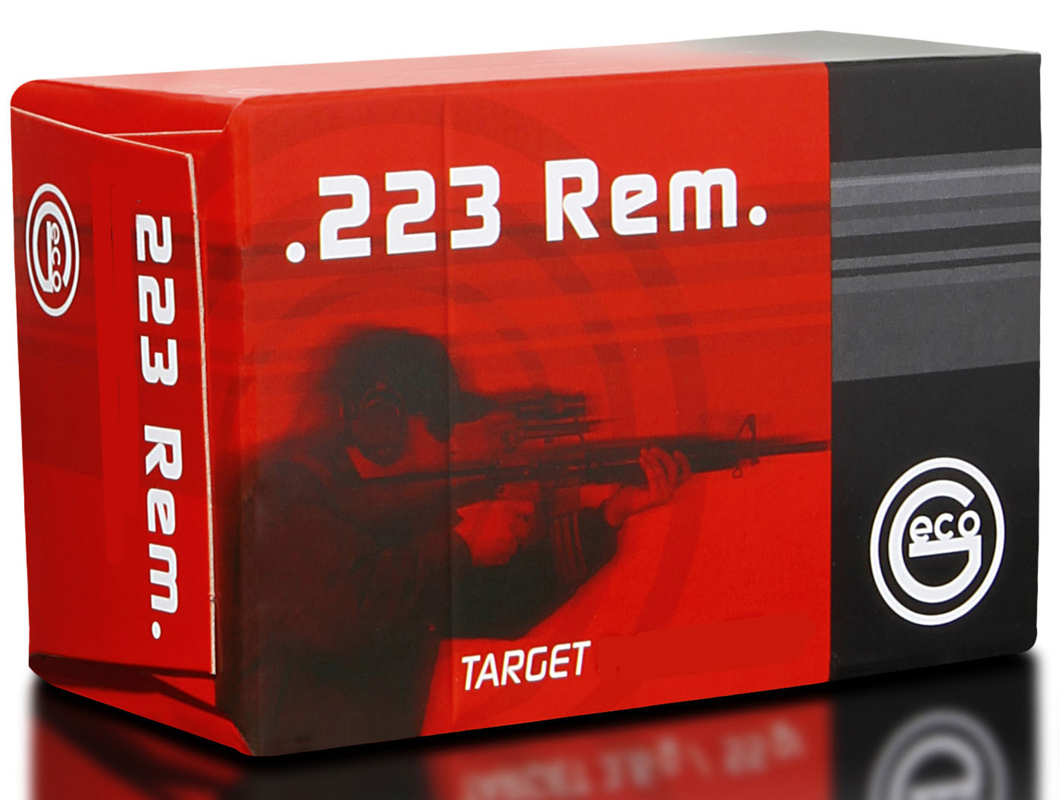 311141000 Target Swiss P  .223 Remington 69 GR Hollow Point Boat Tail 50 Bx/20 Cs