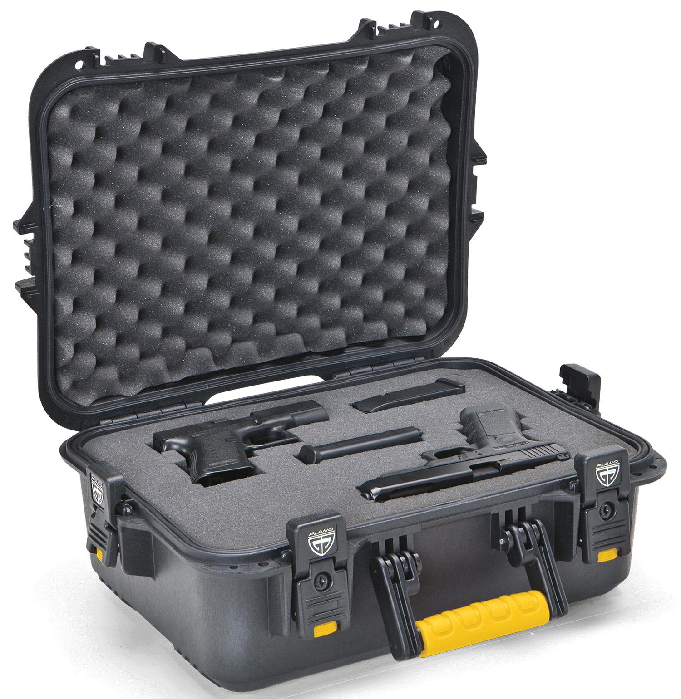 Plano 108031 All Weather Pistol Case Hard Plastic Rugged