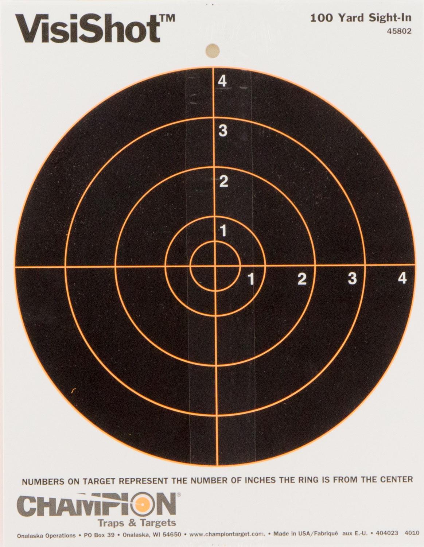 Champion Targets 45802 VisiShot Interactive 8