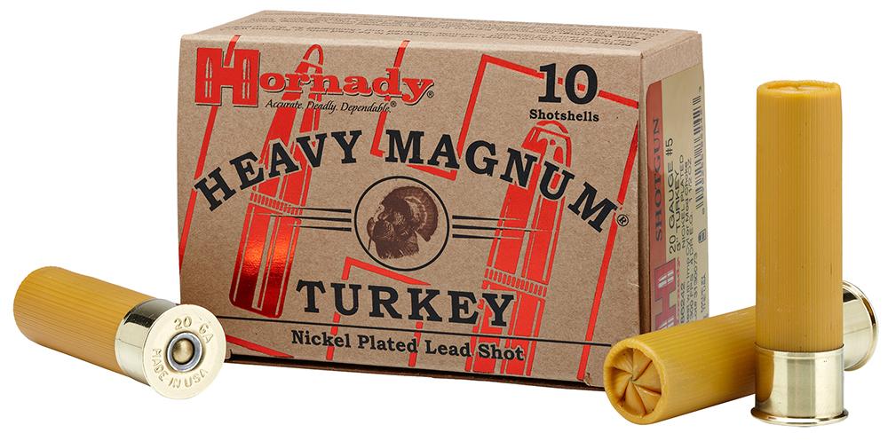Hornady 86248 Heavy Magnum Turkey Loads 20 ga 3