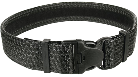 Blackhawk 44B2LGBK Duty Belt Ergonomic 38-42 Cordura Nylon Black