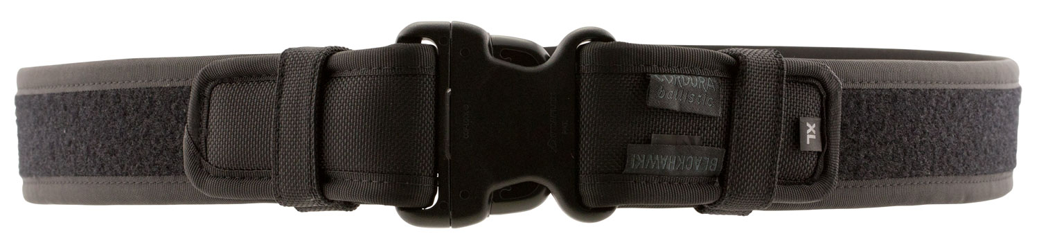 Blackhawk 44B2MDBK Duty Belt Ergonomic 32-36 Cordura Nylon Black