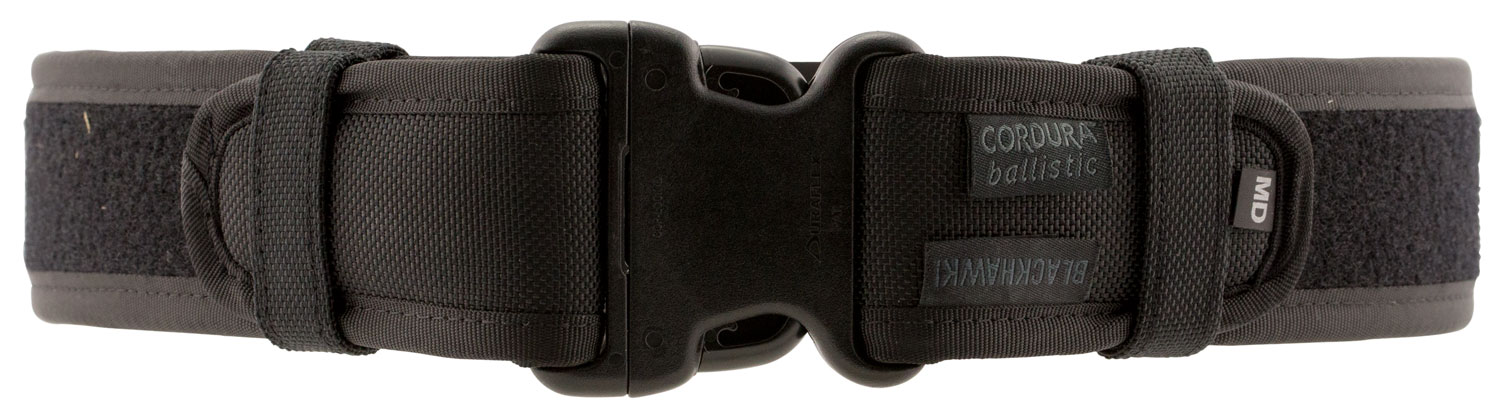 Blackhawk 44B2XLBK Duty Belt Ergonomic 44-48 Cordura Nylon Black