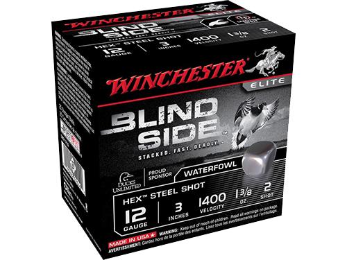Winchester Ammo SBS12LHV5 Blindside 12 Gauge 3.5