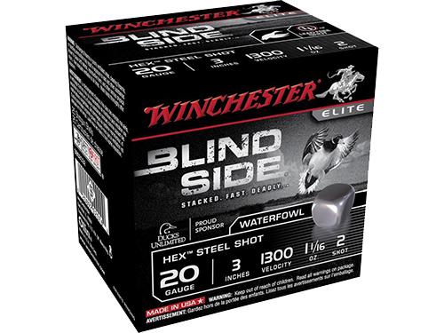 Winchester Ammo SBS203HV3 Blindside 20 Gauge 3