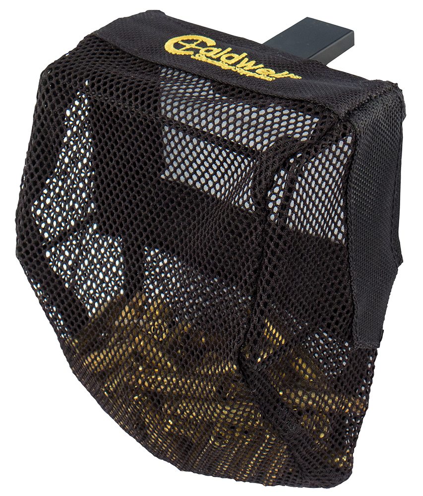 Caldwell 530143 AR-15 Picatinny Rail Brass Catcher Black Aluminum Clamp/Mesh Bag