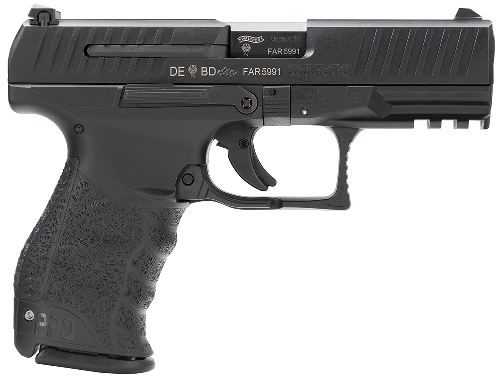 Walther Arms 2795400 PPQ M1  9mm Luger Double 4